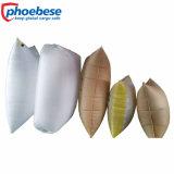 Bolso de cerámica reutilizable del balastro de madera del bolso de agua del saco hinchable del envase del bolso de aire