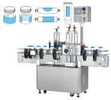 Máquina de etiquetas adesiva da etiqueta de Lables do frasco redondo para a máquina de enchimento