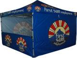 Kundenspezifische im Freien bewegliche faltende Ausstellung knallen oben Zelt