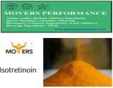 Поставка Isotretinoin CAS фабрики: 4759-48-2 фармацевтическая ранг