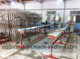 Machine de production de barre d'isolation de polyamide
