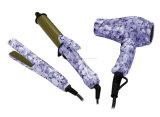 1 '' mini rizador de pelo con barriles de revestimiento cerámico