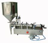 Máquina de rellenar de la goma líquida de Semiauto