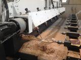 Router rotativo di CNC di 5 assi di Multihead per il legno della colonna del cilindro