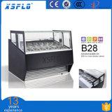 Витринный шкаф Showcase/мороженного горячего сбывания коммерчески