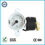 008 haarartiges Edelstahl-Druckanzeiger-Manometer/Messinstrumente Anzeigeinstrument-
