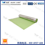 Onderstroom de van uitstekende kwaliteit van de Vloer met het Vochtige Membraan van het Bewijs voor Houten Vloer