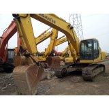 Excavador usado de la correa eslabonada de KOMATSU PC200-8 del excavador usado PC200-8