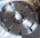 CNC maschinell bearbeitete Stahlteile