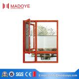 Finestra di vetro della stoffa per tendine di disegno classico di offerta del fornitore della Cina