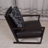 Presidenza di accento del cuoio dell'ingresso della mobilia dell'hotel del nuovo modello