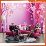 最上質のより安い価格のホーム装飾の油絵のための多彩な木の景色様式