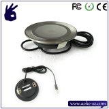 セリウムFCCの証明の表の机の家具の無線充電器