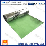 Aluminium ignifuge d'isolation thermique de mousse d'IXPE enduit