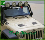 07-15 Wrangler Rr Design Engine Hoods Body Kits para Jeep