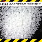 Resina inodora do hidrocarboneto C9 para a vara quente transparente da colagem do derretimento