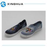 Chaussures de toile d'homme de Confortable avec le guindineau