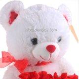 Neuer Entwurfs-Teddybär für Valentinstag