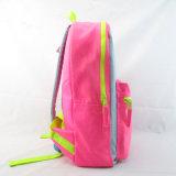 Buntes Segeltuch zurück zu Schule-Rucksack für Mädchen