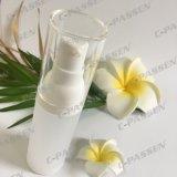 bottiglia senz'aria di plastica della lozione glassata 30/50ml di imballaggio pp (PPC-PAB-034)