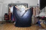 Платье вечера Ya65 голубых Bridal шариков мантий шарика кристаллический реальное