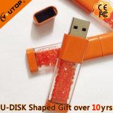 보석 선물 주문 로고 수정같은 USB 섬광 드라이브 (YT-6290)