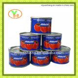 제조자 건강한 통조림으로 만들어진 토마토 페이스트 통조림