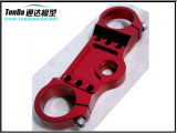 CNC de alumínio do aço inoxidável do metal 5-Axis que mmói as peças fazendo à máquina feitas à máquina da máquina para a eletrônica