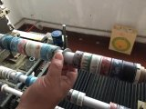 Cortadora automática de la cinta adhesiva del PVC