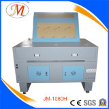 Posicionando a máquina de gravura do laser para arte -final de madeira/acrílica (JM-1080H)