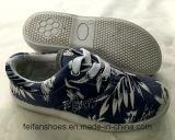 子供(FF924-13)のための新しいデザイン印刷の余暇のズック靴