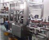Linearer Typ heiße Etikettiermaschine Schmelzkleber-Rollenfed-OPP