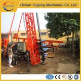 Máquina espiral de la plataforma de perforación para la venta