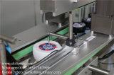 Автоматические квадратные машина для прикрепления этикеток стикера бутылки 3 поверхностная