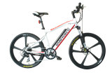 Bicicleta eléctrica de la montaña del mecanismo impulsor de la bici de montaña/de la batería de litio/de largo del mecanismo impulsor de la vida de batería