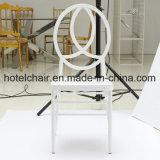 최신 인기 상품 제조자 백색 색깔 디자인 금속 Chiavari 의자