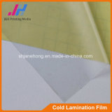 PVC froid Laminage Film pour papier photo