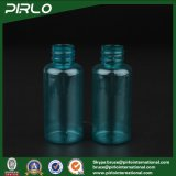 80ml金属の液体石鹸のローションのための淡いブルーのプラスチックローションポンプびん