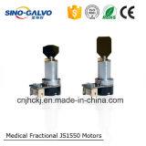 Sino-Galvo-leichtes Schönheits-Maschine Js1550 CO2 Bruchlaser-Narbe-Abbau
