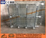 ラック記憶装置の棚付けの金属の棚倉庫によって溶接されるワイヤーデッキのパネル