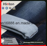 China Factory Wholesale 8.2oz Terry Cotton Spandex Denim Fabric