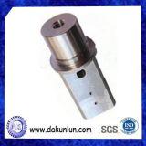 Peças de usinagem CNC para uso industrial diferente