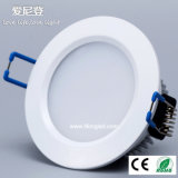 12W LEIDENE SAA SMD In een nis gezette Downlight