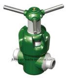 Pompa da fango (estremità saldata) utilizzata in giacimento di petrolio