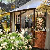 Grandes tentes magnifiques de mariage décorant de l'utilisation de garnitures pour le mariage extérieur &Party