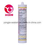 Sellador adhesivo de silicona de vidrio acético de alto grado (JSL-588)