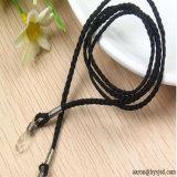 Corde noire promotionnelle en verre
