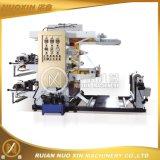 기계를 (NX-2 시리즈) 인쇄하는 2 색깔 Flexography