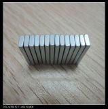 N48 paste Magneet van het Neodymium van het Blok de Permanente aan