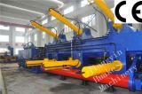 Het In balen verpakken van de Pers van het Staal van Huake van Ce&SGS de Scheerbeurt van de Verpakking